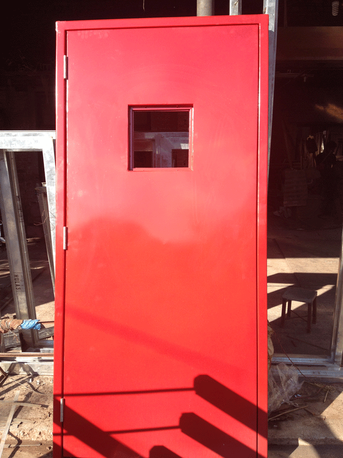 Fire Resistance metal Door